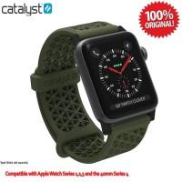 CATALYST Sports Band Apple Watch 4 40mm 38mm V1/2/3 Ori - Army Green