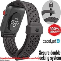 CATALYST Sports Band Apple Watch 4 44mm 42mm V1/2/3 Ori - Space Gray