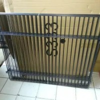 Kandang Pagar Anjing Kucing Kelinci 1Lbr P90/T75 SS3
