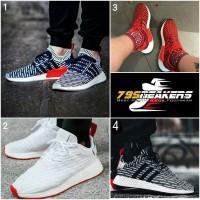 bb0074a5fb355 Adidas NMD R2 PK Premium Original   Sepatu Gaya   Sneakers Jalan Trend