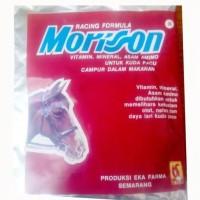 MORRISON - VITAMIN MINERAL KHUSUS KUDA PACU