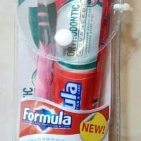 New Promo Sikat Gigi dan Pasta Gigi khusus pengguna kawat gigi Behel