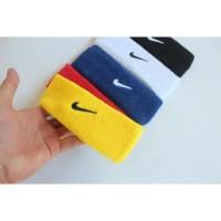AJ03 Head Band Nike Bahan Woll Handuk Ikat kepala Headband