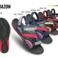 Sepatu Sendal Sandal Gunung Hiking Wanita Cewek Women Connec AMAZON