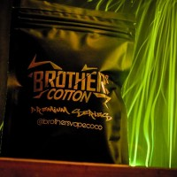 Authentic Premium Brothers Vape Cotton Kapas Organik Karya Anak Bangsa