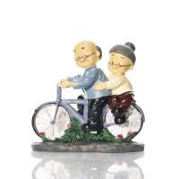 Grandma & Grandpa Couple Figurine BS228 Capodimonte