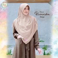 Rumaisha Khimar by Fenuza Size XL