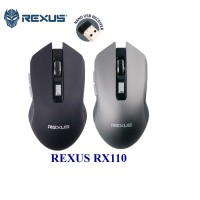 Rexus RX110 Xierra Professional Wireless Gaming Mouse