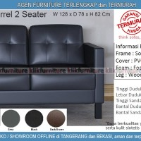 SOFA 2 Seater Minimalis BARREL KLIKSOFA