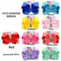 Hair clip Jojo Ribbon diamond