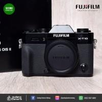 Secondhand - Fujifilm X-T10 Body Only (295) - Gudang Kamera Malang