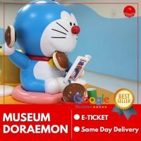 Tiket Museum Doraemon Anak  Fujiko Museum Japan