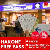 Hakone Free Pass 3 Days Dewasa |Dewasa 3 Days Hakone Pass