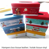 Souvenir Tissue Box/Souvenir Ultah/Tissuebox Custom/Hampers Baby