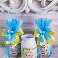 Souvenir Milkymug Custom/Souvenir Ultah/Mug Susu Custom