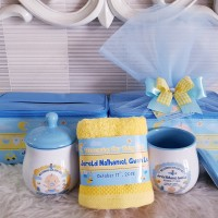 Hampers Baby One Month/Souvenir Baby/Souvenir Ultah/Tissuebox Custom