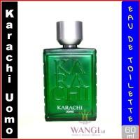 KARACHI UOMO 60ML : GREEN PARFUM ORIGINAL UNTUK PRIA MURAH BERKUALITAS