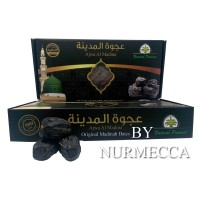 Kurma Ajwa 500 Gram. ASLI Kurma Nabi GROSIR Oleh oleh Haji