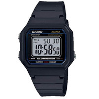 Jam Tangan Casio Alarm Chrono Digital W-59-1