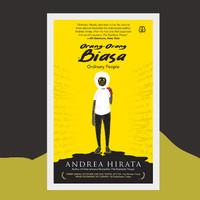 Buku Orang Orang Biasa Karya ke 11 Andrea Hirata Edisi Tanda Tangan