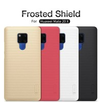 Huawei Mate 20 X Original NILLKIN Slim Hardcase Dove Case Cover Casing