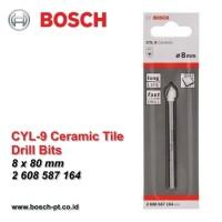 Harga bosch cyl 9 mata bor ubin keramik 8mm drill bits | Pembandingharga.com