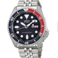 Seiko Automatic Diver. SKX009K2. GARANSI RESMI SEIKO 1 TAHUN.