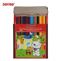 Color Pencil / Pensil Warna Joyko CP-24PB / 24 Warna