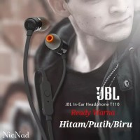 Headset JBL T110 Headphone / Earphone Original - Garansi Resmi IMS