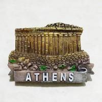 Magnet Kulkas Athens Yunani 11-120