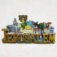 Magnet Kulkas Jerusalem Palestina 11-105
