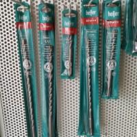 Mata Bor Heller X-Force SDS Plus Hammer Dia 14x160x100 - SDS Plus