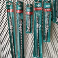 Mata Bor Heller X-Force SDS Plus Hammer Dia 8x160x100 - SDS Plus