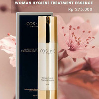 COSVIE WOMAN HYGIENE TREATMENT ESSENCE