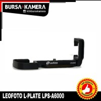 LEOFOTO L-PLATE LPS-A6000 FOR SONY ALPHA 6000