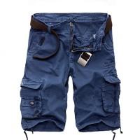 Terbaru Celana Pendek Cargo Pria Kamuflase Keren Musim Panas Hot Sale
