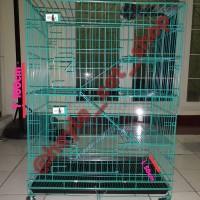 kandang kucing 3 tingkat bandung