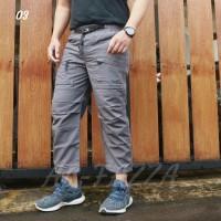 Sirwal / Celana Cingkrang / Sirwal Bahan Ripstop Premium - Mocca
