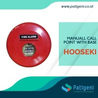 Fire Alarm Manual Call Point c/w Base