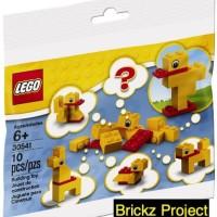 Lego 30541 Build A Duck Polybag