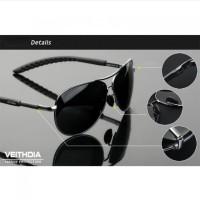 Jual kacamata polarized / sunglasses aviator kacamata pria