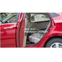 4 x Car Door Sill Plate Scuff Protector Trims For Volkswagen VW Passat B5 B7