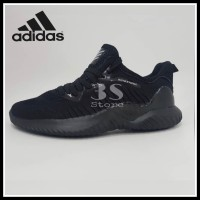 94e16eea55730 Jual Sepatu Adidas Alphabounce black Pria  Sepatu sneakers running Pria  Murah