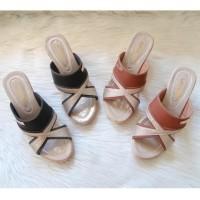 Harga sendal lolinda1 wedges pesta kode eta 235 sandal wanita import | Pembandingharga.com