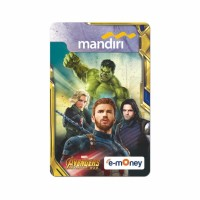 Mandiri E-money Avengers Infinity War [Captain America]
