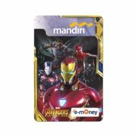 Mandiri E-money Avengers Infinity War [Iron Man]
