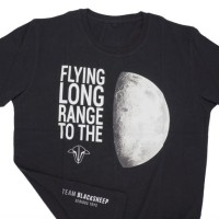 "TBS T-Shirt ""To The Moon"" (L)"