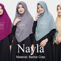 Nayla 2 Khimar by Kaisya Size XL