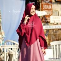 Nayla 1 Khimar by Kaisya Size L