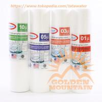 """Cartridge Filter Air / Sediment / Spun / Water Filter 10"""" - Watertech"""
